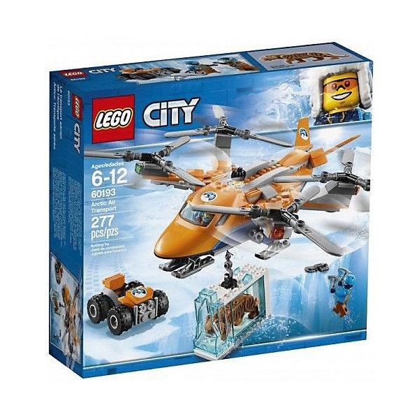Купить Конструктор LEGO City Arctic Expedition 60193: Арктический вертолёт, Китай, Унисекс