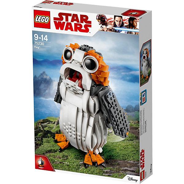 "LEGO Конструктор Lego ""Porg"" 75230: Star Wars"
