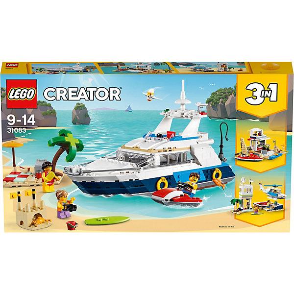 LEGO Конструктор LEGO Creator 31083: Морские приключения lego creator морская экспедиция 31045