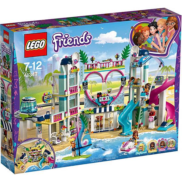 LEGO Конструктор Friends 41347: Курорт Хартлейк-Сити