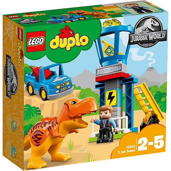 LEGO Конструктор LEGO DUPLO 10879: Башня Ти-Рекса