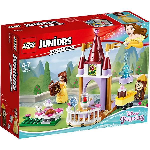 LEGO Конструктор LEGO Juniors Disney Princess 10762: Сказочные истории Белль lego juniors оборона бэтпещеры™