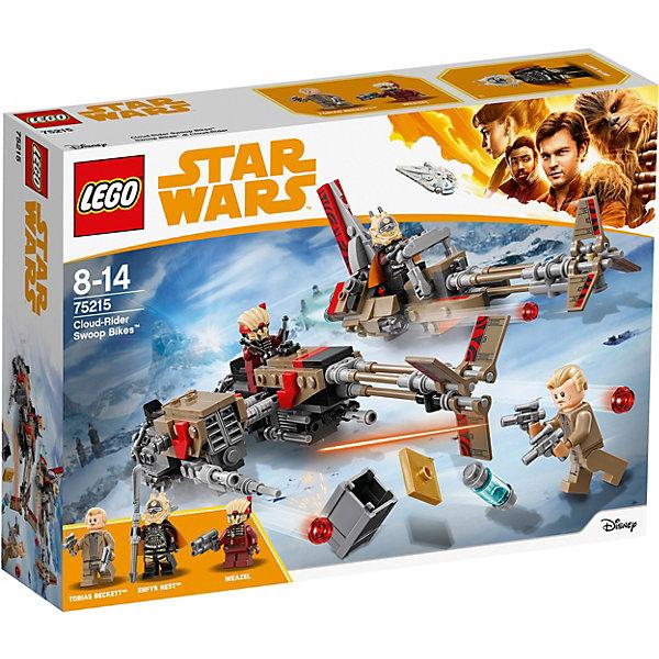 LEGO Конструктор Star Wars 75215: Свуп-байки