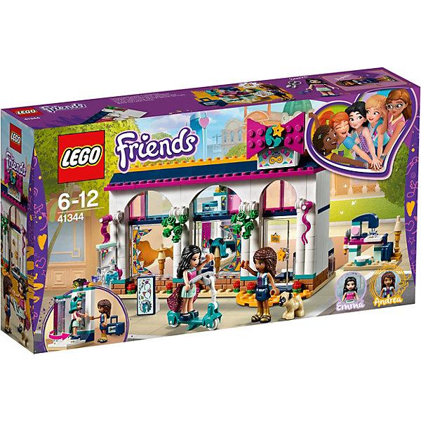 LEGO Конструктор LEGO Friends 41344: Магазин аксессуаров Андреа
