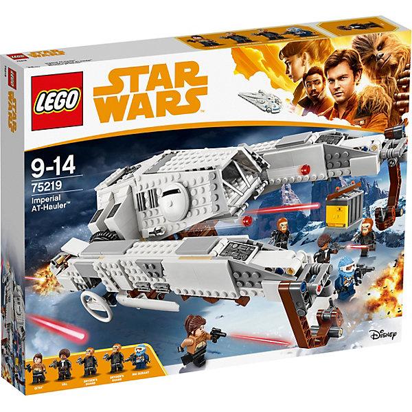 LEGO Конструктор Star Wars 75219: Имперский шагоход-тягач