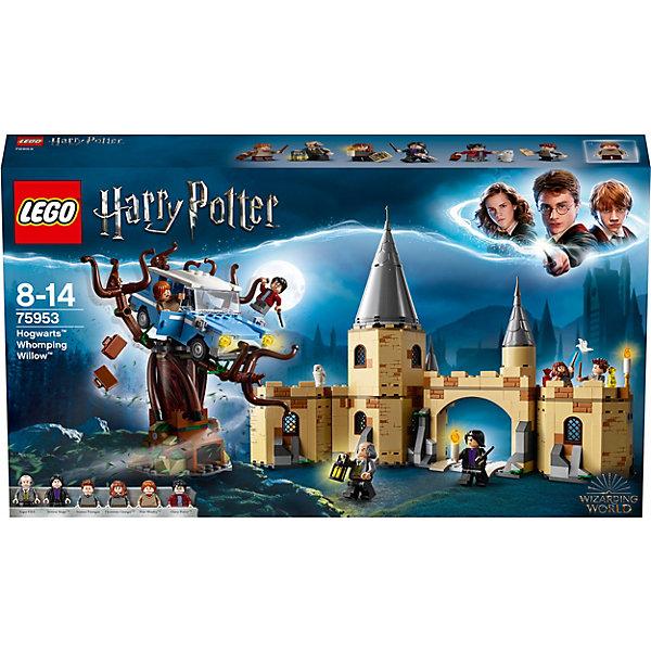 LEGO Конструктор Harry Potter 75953: Гремучая ива