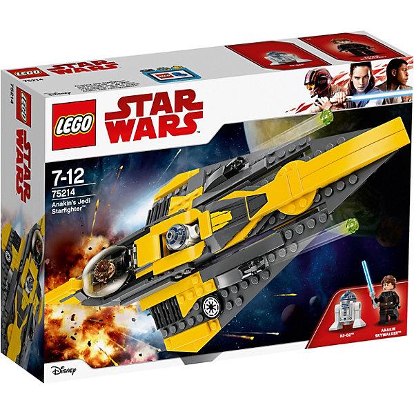 LEGO Конструктор Star Wars 75214: Звёздный истребитель Энакина