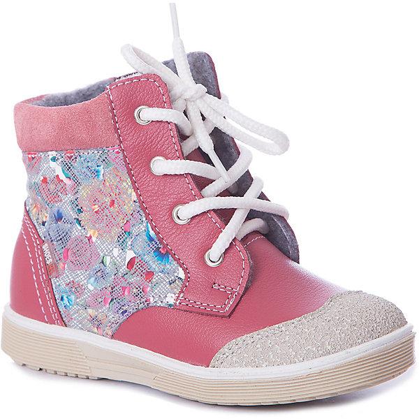 Лель Ботинки Лель для девочки ботинки dino ricci ботинки на шнурках
