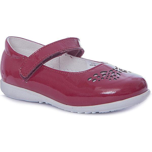 Лель Туфли Лель для девочки туфли pantoletti туфли