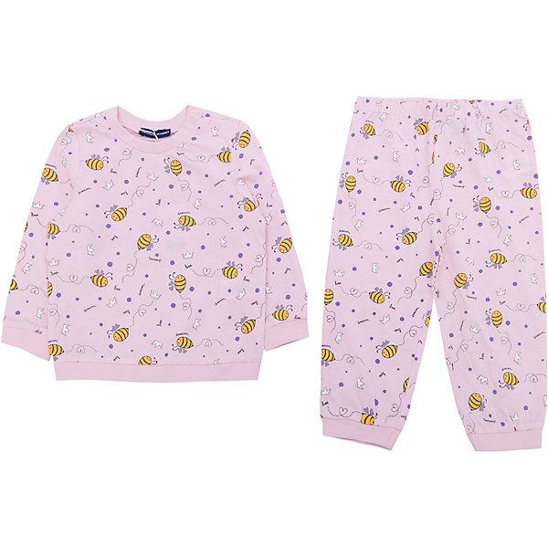 Original Marines Пижама Original Marines для девочки пижамы футужама пижама кигуруми розовый единорог xl