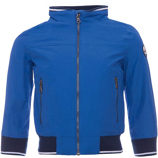 Ветровка Original MarinesВерхняя одежда<br>Характеристики товара:<br><br>• цвет: голубой<br>• состав ткани: 55% хлопок, 45% полиамид<br>• подкладка: 100% полиэстер<br>• утеплитель: нет<br>• сезон: демисезон<br>• особенности модели: без капюшона<br>• застежка: молния<br>• страна бренда: Италия<br><br>Легкая детская куртка легко дополнена мягкими манжетами для обеспечения комфортной посадкой. Ветровка для ребенка стильно смотрится. Детская ветровка создает комфортные условия в прохладную погоду и удобно сидит по фигуре. <br><br>Ветровку Original Marines (Ориджинал Маринс) можно купить в нашем интернет-магазине.<br>Ширина мм: 356; Глубина мм: 10; Высота мм: 245; Вес г: 519; Цвет: синий; Возраст от месяцев: 48; Возраст до месяцев: 60; Пол: Мужской; Возраст: Детский; Размер: 104/110,92/98,152/158,140/146,128/134,116/122; SKU: 8015816;