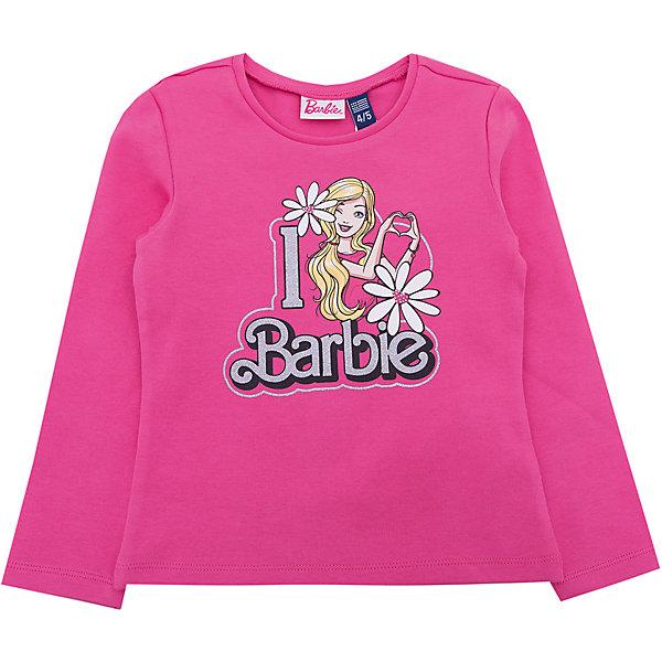 Original Marines Футболка с длинным рукавом Original Marines для девочки лонгслив для девочки batik цвет розовый ds0143 4 размер 140