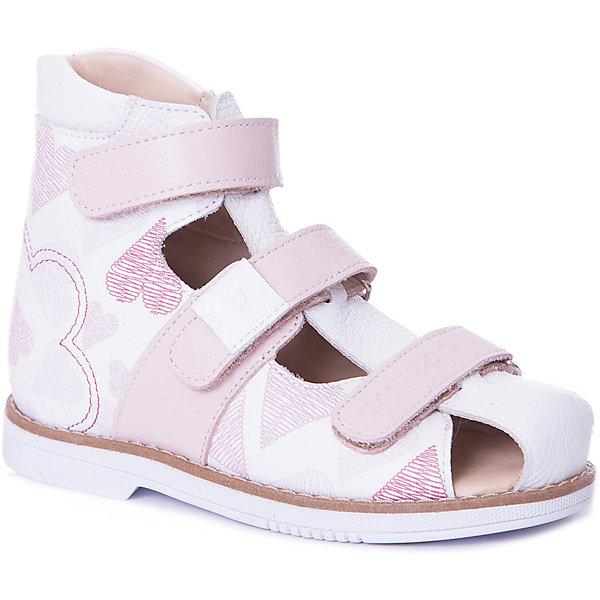 Tapiboo Сандалии Tapiboo для девочки tapiboo tapiboo ортопедические сандали для мальчика открытые сине коричневые