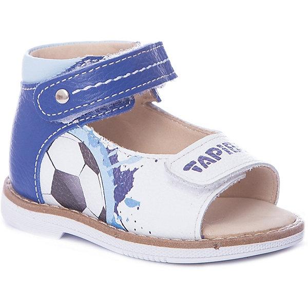 Tapiboo Сандалии Tapiboo для мальчика tapiboo tapiboo ортопедические сандали для мальчика открытые сине коричневые