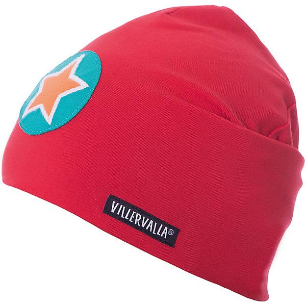 Шапка Villervalla для девочкиГоловные уборы<br>Характеристики товара:<br><br>• цвет: розовый<br>• состав ткани: 95% хлопок, 5 % эластан<br>• сезон: демисезон<br>• страна бренда: Дания<br><br>Яркая шапка для детей от шведского бренда Villervalla - это удобная и теплая вещь, отличающаяся высоким качеством. Эта шапка для ребенка сделана из эластичного материала, благодаря мягкой резинке хорошо держится на голове. Детская шапка помогает защитить голову ребенка от прохладного воздуха. <br><br>Шапку Villervalla (Виллервалла) для девочки можно купить в нашем интернет-магазине.<br>Ширина мм: 89; Глубина мм: 117; Высота мм: 44; Вес г: 155; Цвет: розовый; Возраст от месяцев: 24; Возраст до месяцев: 36; Пол: Женский; Возраст: Детский; Размер: 48-50,52-54,50-52; SKU: 8028820;