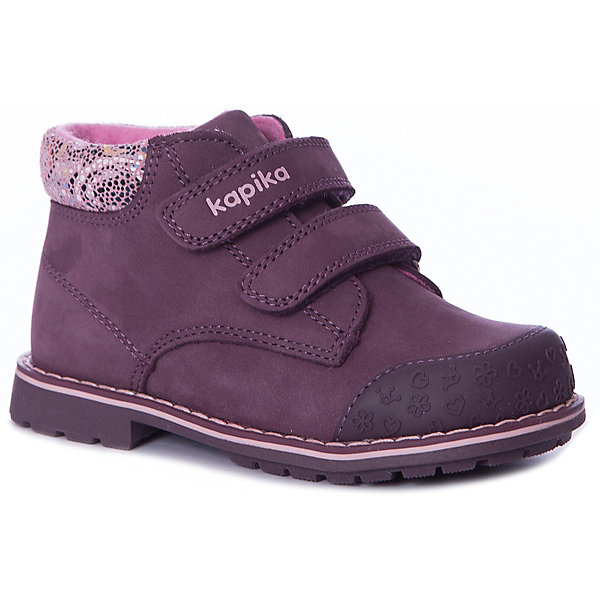 Фотография товара ботинки Kapika для девочки (8029619)