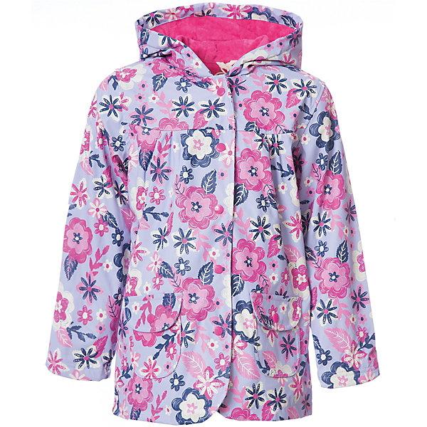 Hatley Плащ Hatley для девочки ветровки плащи дождевики и жилеты kidorable плащ с подкладкой для девочки