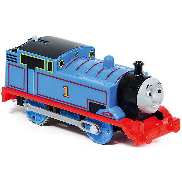 Купить Моторизированный паровозик Thomas & Friends Томас и его друзья Томас, Mattel, Китай, Мужской