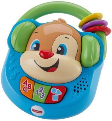Интерактивная игрушка Fisher-Price  Смейся и учись  Плеер Учёного щенка, артикул:8068761 - Интерактивные игрушки