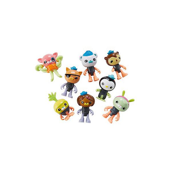 Mattel Игровые фигурки Fisher-Price Октонавты Подводная команда Октонавтов, 8 шт. цена