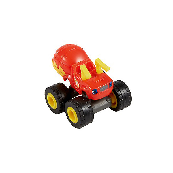 Mattel Маленкая машинка Fisher-Price Вспыш и чудо-машинки муравей