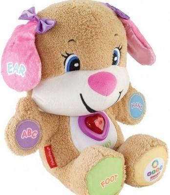 Интерактивная игрушка Fisher-Price  Первые слова  Сестричка, артикул:8068798 - Интерактивные игрушки