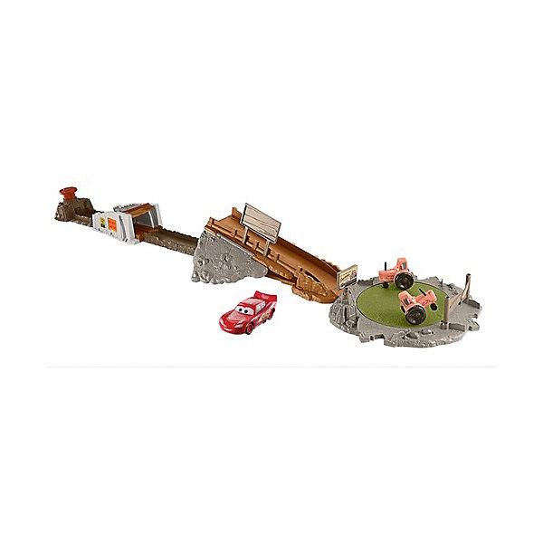 Mattel Автотрек Cars Тачки Гонка Смоки