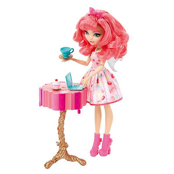 Mattel Кукла Ever After High Сладкоежки Си Эй Кьюпид, 27 см