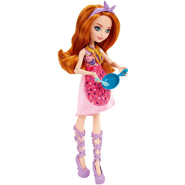 Купить Кукла Ever After High Принцессы-кондитеры Холли О'Хайр, Mattel, Индонезия, Женский