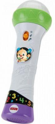 Интерактивная игрушка Fisher-Price  Смейся и учись  Микрофон Учёного щенка, артикул:8068862 - Интерактивные игрушки