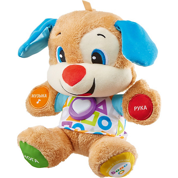 Mattel Интерактивная игрушка Fisher-Price Первые слова Учёный щенок free shipping 1pcs lot original time relay multifunction adjustable h3yn 4