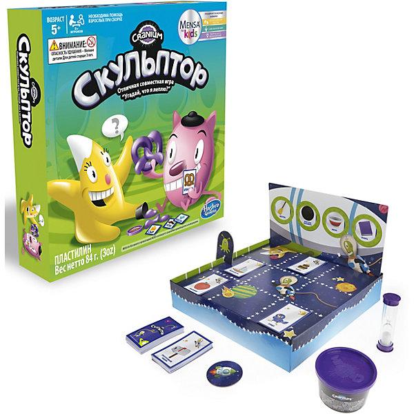 Hasbro Игра Настольная Развивающая Скульптор, Hasbro Games настольная игра hasbro hasbro настольная игра games дженга квейк