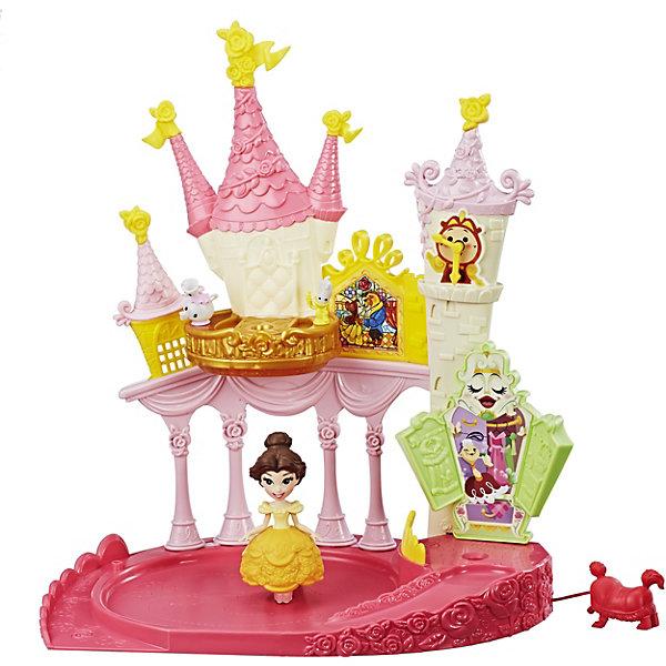 Hasbro Игровой набор Принцесса Дисней Дворец Бэлль Муверс hasbro игровой набор trolls город троллей диджей баг