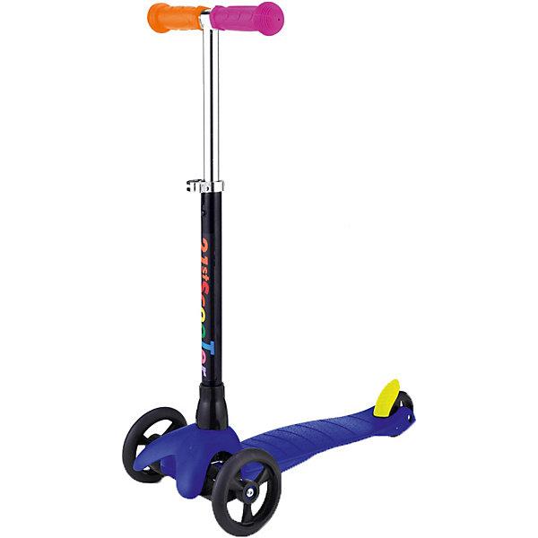 Buggy Boom Детский трехколесный самокат Mini, buggy boom детский трехколесный самокат midi голубой