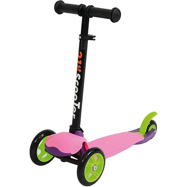 Купить Трехколесный самокат Mini, розовый, Buggy Boom, Китай, Унисекс