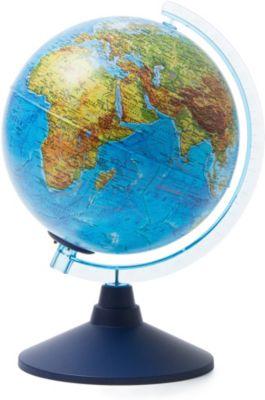 Глобус Земли Globen физико-политический с подсветкой, 210мм, артикул:8075093 - Глобусы