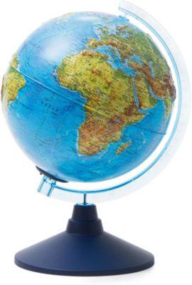 Глобус Земли Globen физико-политический с подсветкой, 210мм, артикул:8075103 - Глобусы