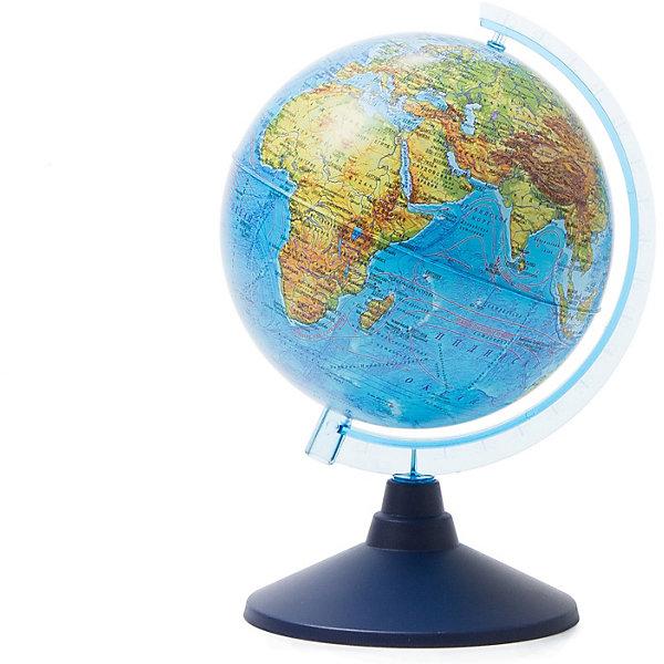 Globen Глобус Земли Globen физический, 150мм глобус globen физический рельефный