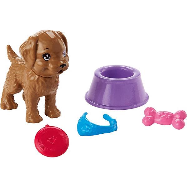Купить Игровой набор для декора дома Barbie Игра со щенком, Mattel, Китай, Женский