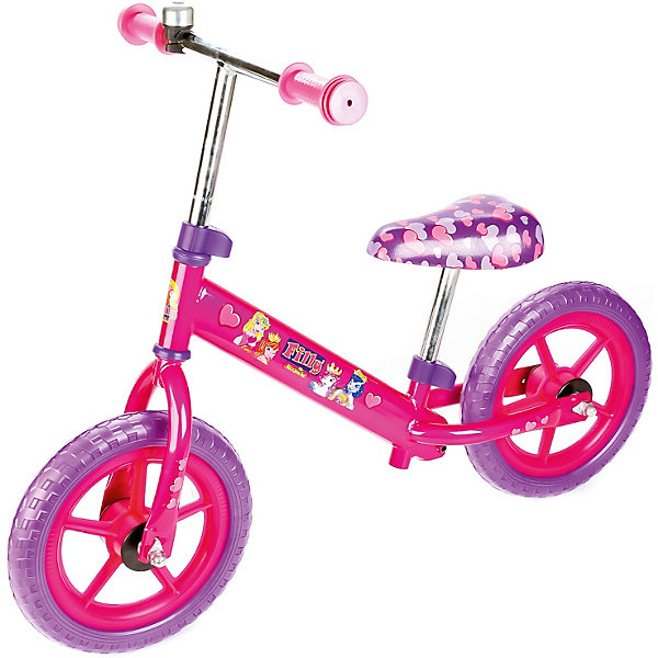 next Беговел Next Filly 12, розовый