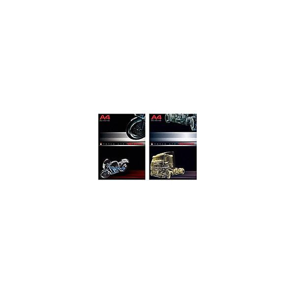 Альт Папка для черчения Альт А4, 20 листов альбом для черчения proff вертолет 40 листов