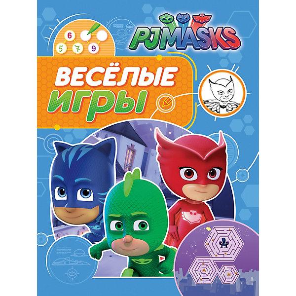 Росмэн Книжка с играми