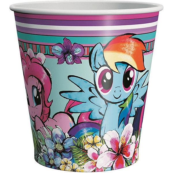 """Стаканы Росмэн """"My little Pony"""" 210 мл., 6 шт."""