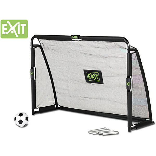 EXIT Футбольные ворота Exit Маэстро 180х120х60 см ворота футбольные сеткаопт складные 1 8х1 2м