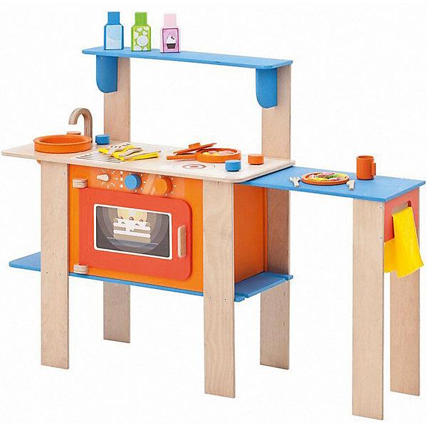 Купить Кухня Паремо Гавайский микс , 16 предметов, PAREMO, Россия, оранжевый, Унисекс