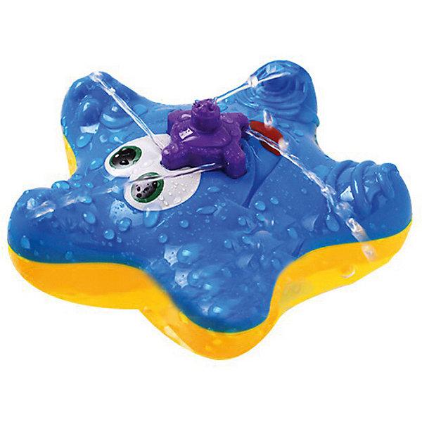 Игрушка для ванной PicnMix Морская звездаИгрушки для ванной<br>Характеристики:<br><br>• игрушка для ванной;<br>• фонтан с распылителем воды;<br>• развитие мелкой моторики;<br>• понимание причинно-следственных связей;<br>• материал: пластик;<br>• размер упаковки: 73х67х40 см.<br><br>Функциональная игрушка-фонтан для ванной развлекает малыша в процессе купания. Ребенок изучает составные части игрушки, подвижные элементы фонтана. Распылитель воды позволяет направлять струйки в разные стороны. В процессе игры развивается координация движений, ребенок осознает причинно-следственные связи. <br><br>Игрушка для ванной PicnMix Морская звезда можно купить в нашем интернет-магазине.<br>Ширина мм: 70; Глубина мм: 150; Высота мм: 165; Вес г: 200; Возраст от месяцев: 144; Возраст до месяцев: 2147483647; Пол: Унисекс; Возраст: Детский; SKU: 8270138;