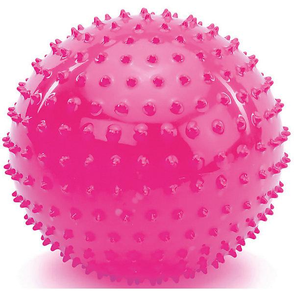 Мяч PicnMix 18 см, розовыйМячи детские<br>Характеристики:<br><br>• массажно-игровой мяч для геймбола;<br>• диаметр 18 см;<br>• подходит для игр в воде;<br>• развивает мелкую моторику;<br>• развивает зрительное восприятие;<br>• развивает координацию движений;<br>• материал: ПВХ, пластизоль;<br>• цвет: розовый;<br>• размер упаковки: 27х25х19 см;<br>• вес: 270 г;<br>• тип упаковки: картонная коробка.<br><br>Массажно-игровой мяч пупырышками используется для развития мелкой моторики пальчиков, используется массажный эффект. Мяч снабжен ниппелем и подходит для игр в воде. <br><br>Мяч PicnMix 18 см, розовый можно купить в нашем интернет-магазине.<br>Ширина мм: 210; Глубина мм: 180; Высота мм: 228; Вес г: 202; Цвет: розовый/розовый; Возраст от месяцев: 72; Возраст до месяцев: 2147483647; Пол: Унисекс; Возраст: Детский; SKU: 8270142;