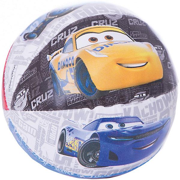 Мяч мягкий Fresh Trend, 10 см, ТачкиМячи детские<br>Характеристики товара:<br><br>• возраст: от 1 года;<br>• из чего сделана игрушка (состав): полиуриетан, набивка;<br>• герой: Тачки;<br>• цвет: красный, оранжевый;<br>• размер упаковки: 10x10x16 см.;<br>• вес: 52 гр.;<br>• упаковка: сетка.<br><br>На мягком мячике изображены основные герои мультфильма: Молния Маккуин, тягач Мэтр, фиат Луиджи и многие другие. <br><br>С мячиком можно придумать множество прикольных и веселых игр. <br><br>Подобные игры способствуют развитию мышечной силы, положительно влияют на обмен веществ и улучшают работу легких. <br><br>Мячик сделан из качественных материалов, безопасных для здоровья ребенка.<br><br>Мяч мягкий «Тачки» можно купить в нашем интернет-магазине.<br>Ширина мм: 100; Глубина мм: 100; Высота мм: 160; Вес г: 52; Возраст от месяцев: 36; Возраст до месяцев: 2147483647; Пол: Мужской; Возраст: Детский; SKU: 8271139;