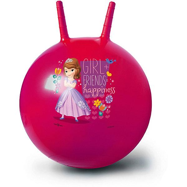 Fresh Trend Мяч-попрыгун Fresh Trend София Прекрасная, 50 см stantoma игрушка попрыгун мяч с рогами цвет красный 55 см