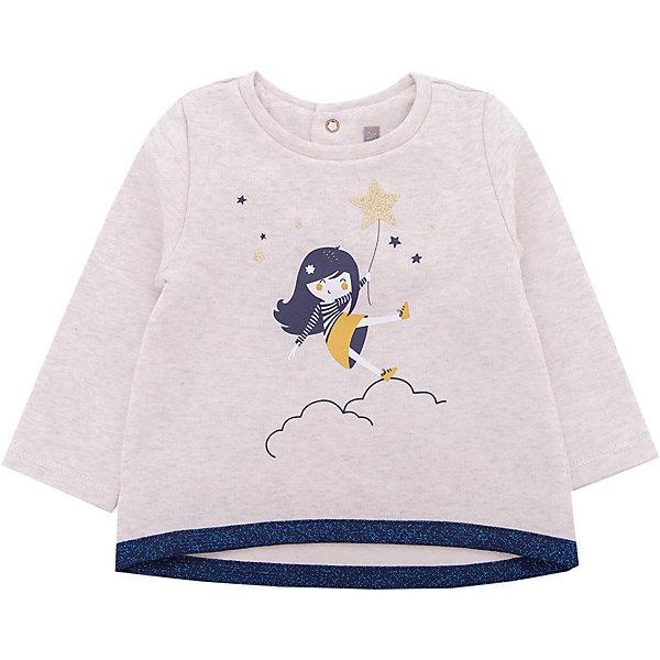 Джемпер Catimini для девочкиТолстовки, свитера, кардиганы<br>Характеристики товара:<br><br>• цвет: серый<br>• состав ткани: 100% хлопок<br>• сезон: демисезон<br>• застежка: кнопки<br>• длинные рукава<br>• страна бренда: Франция<br><br>Джемпер для детей - одновременно модный и практичный. Джемпер для ребенка отличается наличием застежки: так его гораздо легче снимать и надевать. Этот детский джемпер сделан из хлопкового материала, который не вызывает аллергии и прост в уходе. Такой джемпер для ребенка разработан дизайнерами французского бренда Catimini, который выпускает стильную и качественную детскую одежду. <br><br>Джемпер Catimini (Катимини) для девочки можно купить в нашем интернет-магазине.<br>Ширина мм: 190; Глубина мм: 74; Высота мм: 229; Вес г: 236; Цвет: разноцветный; Возраст от месяцев: 6; Возраст до месяцев: 9; Пол: Женский; Возраст: Детский; Размер: 74,71,68,98,86,80; SKU: 8273876;